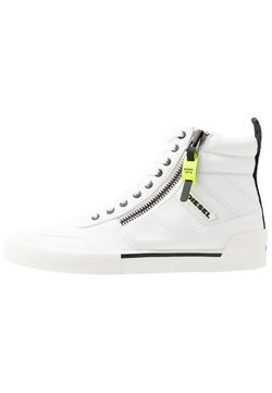 Diesel - S-DVELOWS MID - Sneaker high - star white