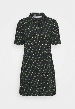 Glamorous Petite - LADIES DRESS FLORAL MINI - Vestido informal - black
