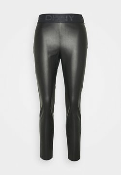 DKNY - PULL ON  - Leggings - Hosen - black