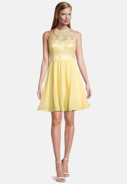 Vera Mont - Cocktailkleid/festliches Kleid - mellow yellow