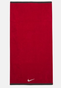 Nike Performance - FUNDAMENTAL TOWEL UNISEX - Beach accessory - sport red/white