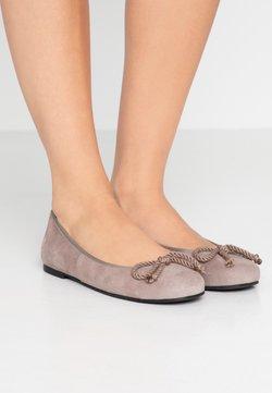Pretty Ballerinas - ANGELIS - Ballet pumps - taupe