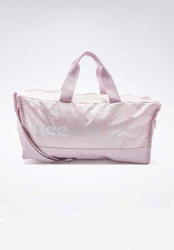 Reebok - TRAINING ESSENTIALS GRIP BAG SMALL - Sports bag - pink