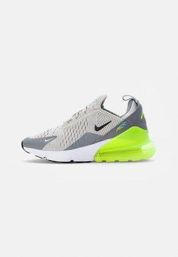 Nike Sportswear - NIKE AIR MAX 270 - Sneaker low - light bone/black-volt-particle grey