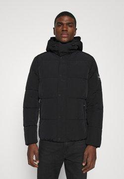 Calvin Klein - CRINKLE  - Winterjacke - black