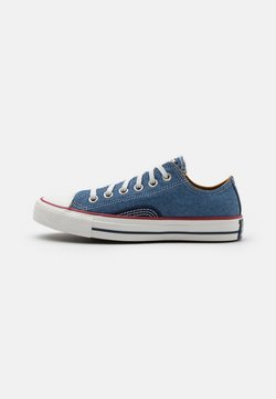 Converse - CHUCK TAYLOR ALL STAR UNISEX - Sneakers - blue/vintage white/midnight navy