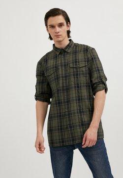 Finn Flare - Hemd - dark green