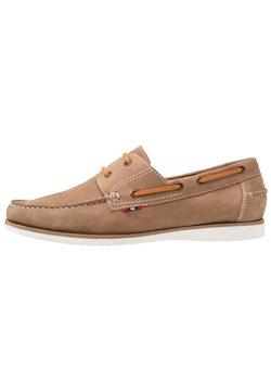 Pier One - Chaussures bateau - beige
