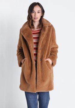 BONOBO Jeans - GERADER - Veste d'hiver - marron clair