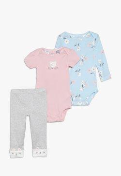 Carter's - LITTLE CHARACTER BABY SET - Leggings - multi-coloured