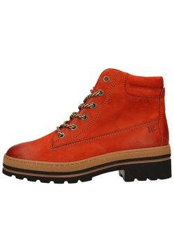Paul Green - Ankle Boot - ziegelrot