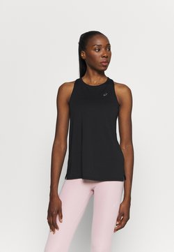 ASICS - RACE SLEEVELESS - Camiseta de deporte - performance black