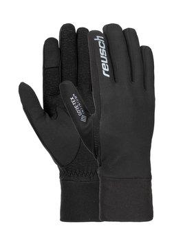 Reusch - KARAYEL  - Fingerhandschuh - black/silver