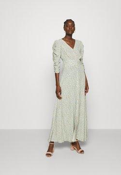 byTiMo - SUMMER ROUCHING DRESS - Maxikleid - icon