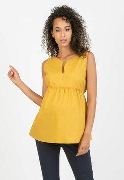 ATTESA - EVA - Bluse - yellow