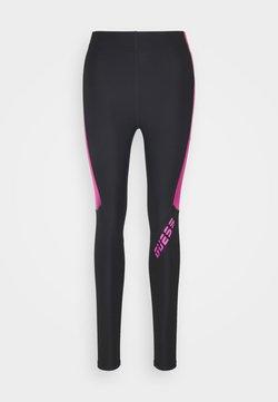 Guess - LEGGINGS - Collants - jealous pink