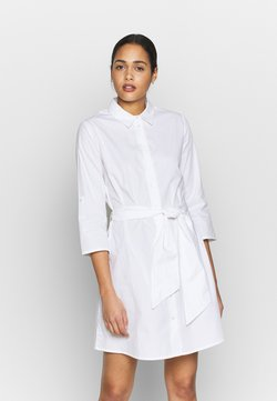 JDY - JDYHALL DRESS - Vestido camisero - white