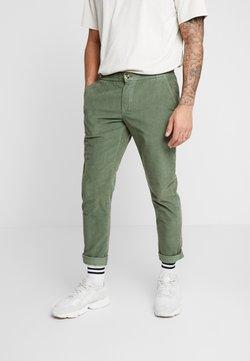 Redefined Rebel - RON PANTS - Pantaloni - duck green