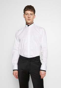 KARL LAGERFELD - MODERN FIT - Chemise classique - white/black