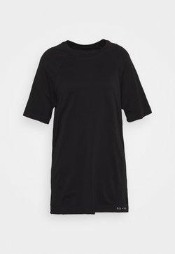 NU-IN - SHORT SLEEVE TRAINING  - T-shirt basic - black
