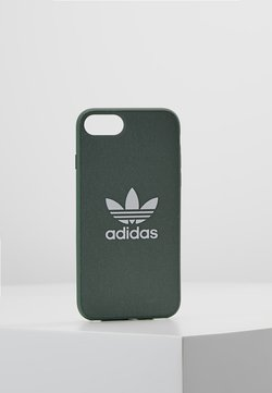 adidas Originals - MOULDED CASE CANVAS  IPHONE 6/6S/7/8 - Kännykkäpussi - trace green/white