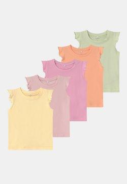 Name it - GIRL 5 PACK - Camiseta estampada - sweet lilac