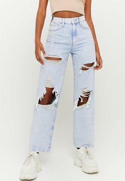 TALLY WEiJL - Jeans baggy - blue