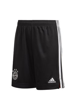 adidas Performance - FC BAYERN MÜNCHEN THIRD SHORTS - kurze Sporthose - black