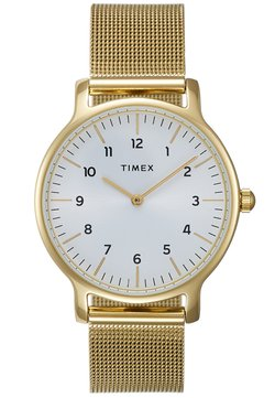 Timex - WOMEN'S NORWAY - Montre - gold-coloured
