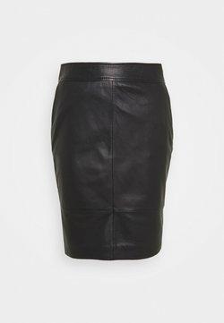 Second Female - FRANCIE MINI SKIRT - Pencil skirt - black
