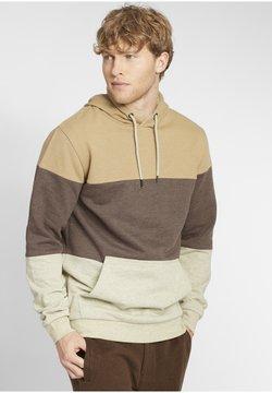 Solid - Sweatshirt - sand