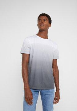 JOOP! Jeans - ANOUK - T-SHIRT// FARBE: WHITE/BLUE - Print T-shirt - grey