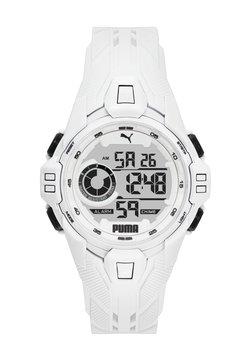 Puma - BOLD - Montre à affichage digital - white