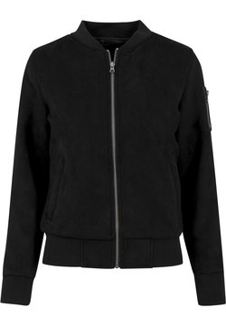 Urban Classics - Bomber Jacket - black