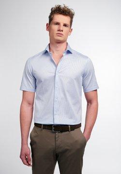Eterna - Businesshemd - hellblau/weiß