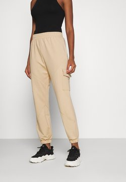 ONLY - ONLCLARA LIFE POCKET PANTS - Jogginghose - ginger root