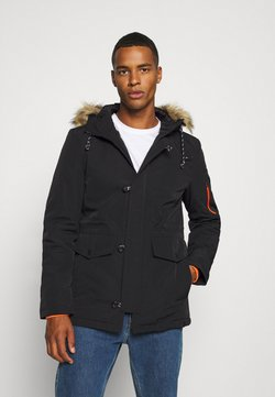 Denim Project - KONDY - Parka - black