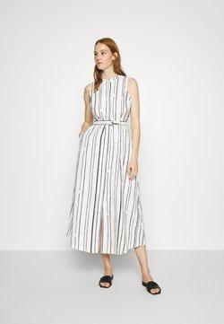 Banana Republic - PRINTED DRESS - Freizeitkleid - white/black