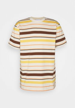 WAWWA - STRIPE UNISEX  - T-Shirt print - natural