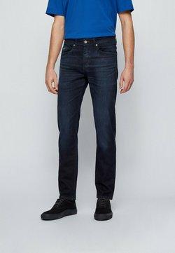 BOSS - Straight leg -farkut - dark blue