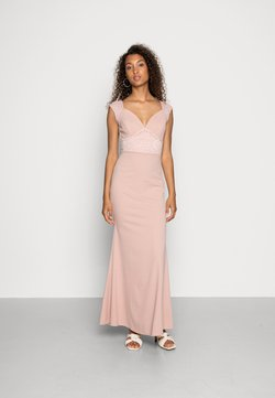 WAL G. - EMMA LACE  DRESS - Vestido de fiesta - blush pink
