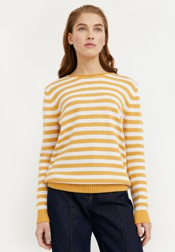 Finn Flare - Strickpullover - yellow