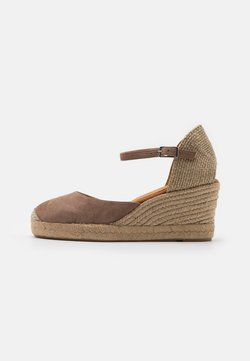 Unisa - CACERES - Platform sandals - funghi
