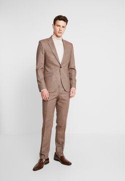 Shelby & Sons - CRANBROOK SUIT - Anzug - light brown