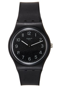 Swatch - LICO-GUM - Montre - black