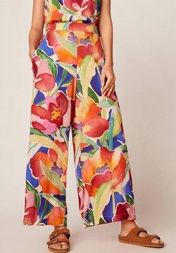 OYSHO - Pantalon classique - multi-coloured