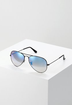 Ray-Ban - 0RB3025 AVIATOR - Sunglasses - mirror gradient blue