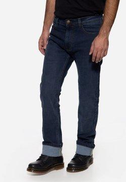 King Kerosin - Jeans Straight Leg - dunkelblau
