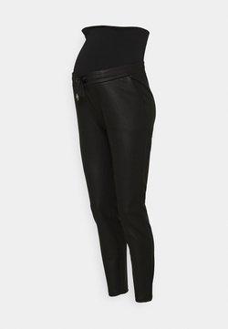Supermom - PANTS  - Jogginghose - black