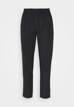 ONLY - ONLVIVA LIFE PANT  - Pantalones - black